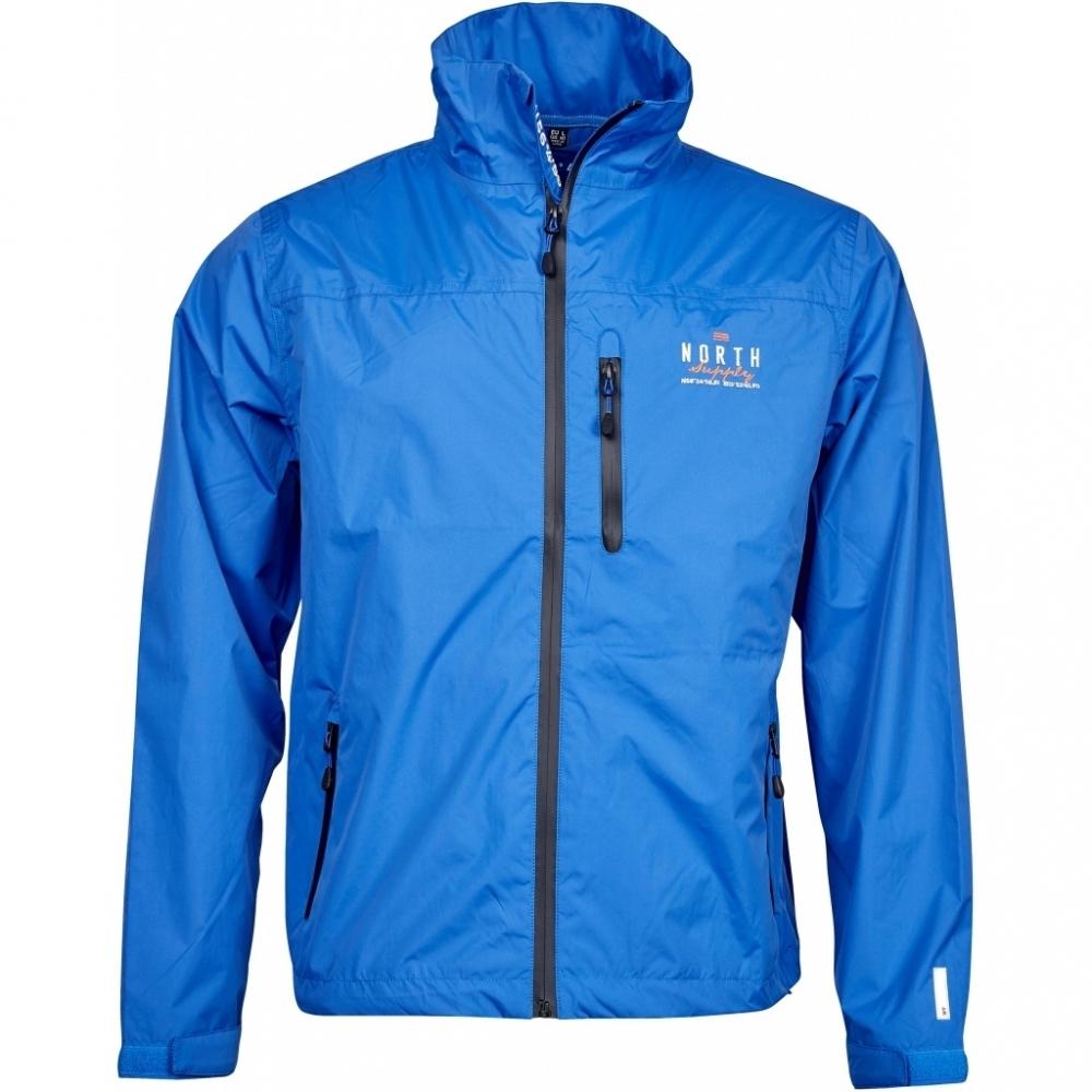Marineblå North 56˚4 jakke