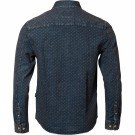 North 56°4 Knitted Allover Printed Shirt L/s 2XL-8XL thumbnail