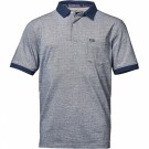 North 56°4 Blue Piquet Polo S/s 6XL+8XL thumbnail