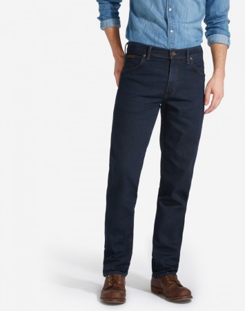 Wrangler Jeans Texas Stretch Blue Black 31