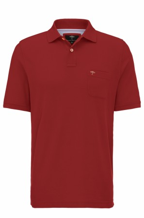 Fynch-hatton Polo Basic Cherry M-4XL