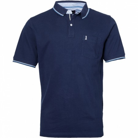 North 56°4 Polo W/contrast On Collar 7XL