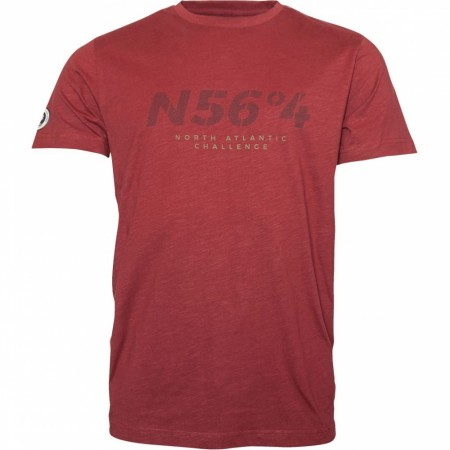 North 56°4 Wine Red T-shirt 8XL