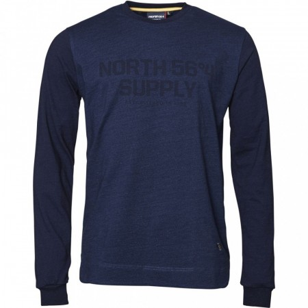 North 56°4 Sweat Indigo 2XL-6XL