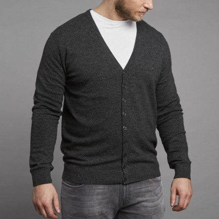 North 56°4 Cardigan Lammeull 2XL-6XL