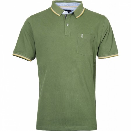 North 56°4 Polo W/contrast On Collar 4XL+7XL