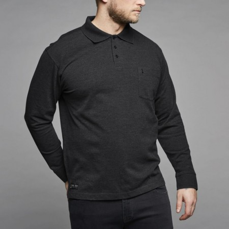 North 56°4 Sort Rugbygenser 2XL-6XL