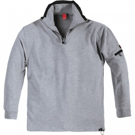 North 56°4 Ottoman Sweat Mid Grey 5XL+6XL