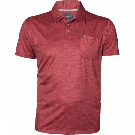 North 56°4 Aubergine Polo Cool Effect S/s 2XL-7XL