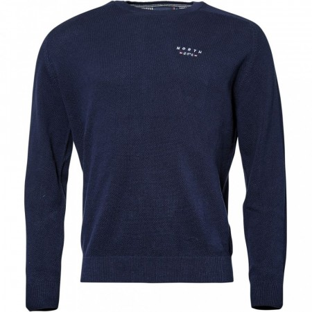North 56°4 Crew-neck Knit 2XL-6XL