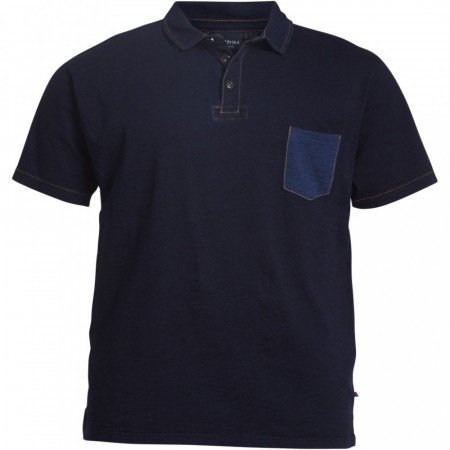 North 56°4 Polo Indigo Navy Blue 2XL+5XL