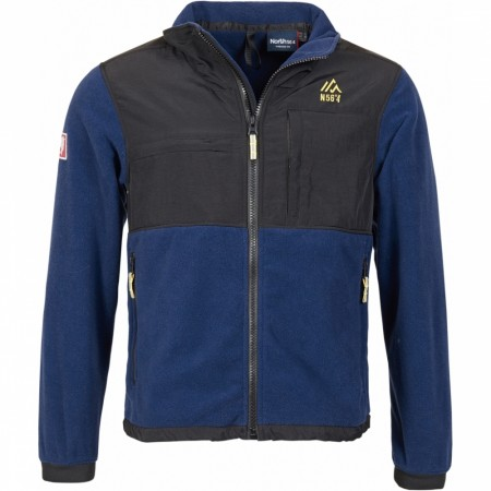 North 56°4 Deep sea Fleece Jacket XXL-8XL