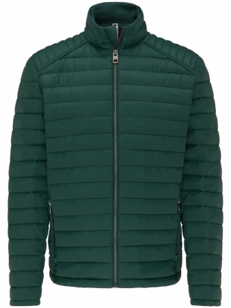 Fynch-hatton Emerald Green Lightweight Puffer Jacket XL+3XL
